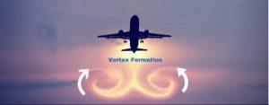 wing tip vortex